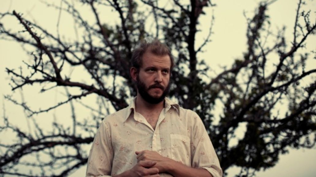 Bon Iver, Fall Creek Wisconsin, August, 2010. ..Photo by D.L. Anderson
