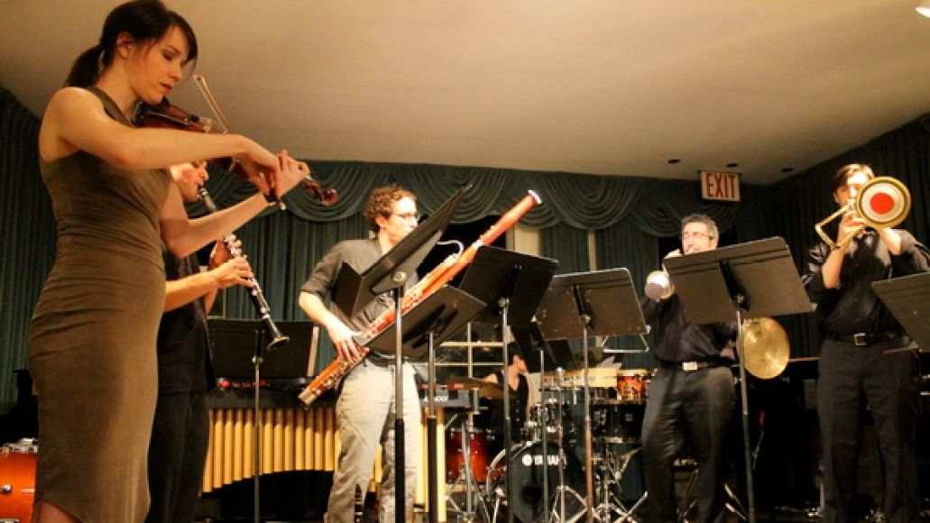 deviant septet nyc 002 Live Review: Deviant Septet at New York Citys Greenwich House Music School (5/31)
