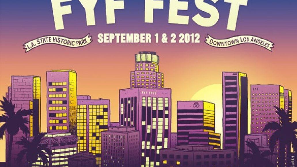 fyf fest 2012 FYF Fest 2012 promises Refused, M83, James Blake, and more