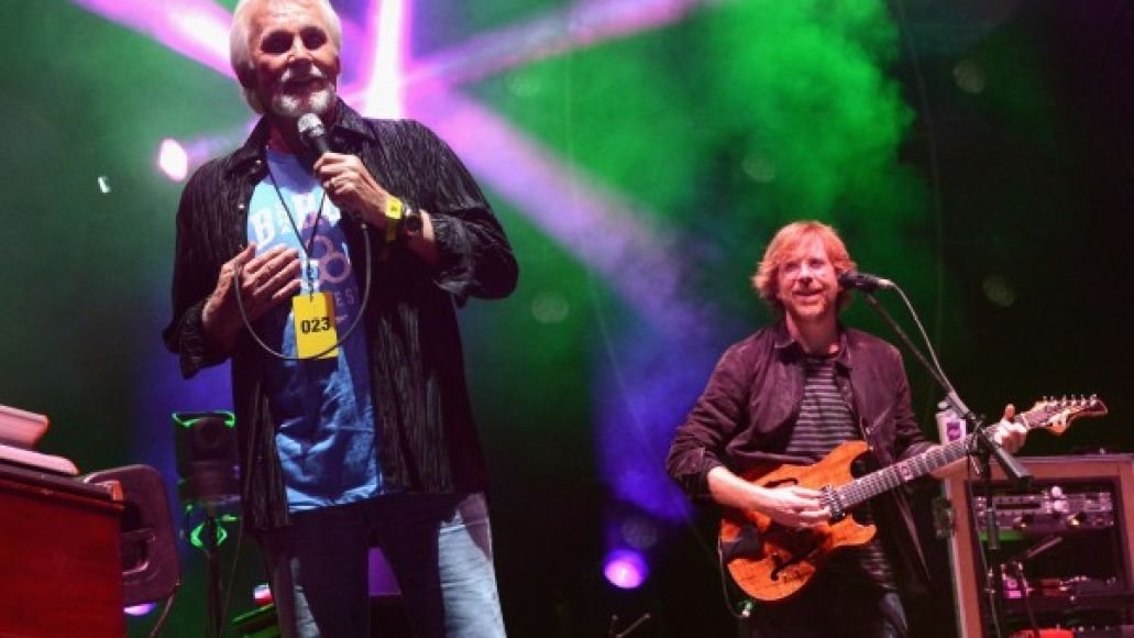 phishkennyrogers e1339529043420 Festival Review: CoS at Bonnaroo 2012