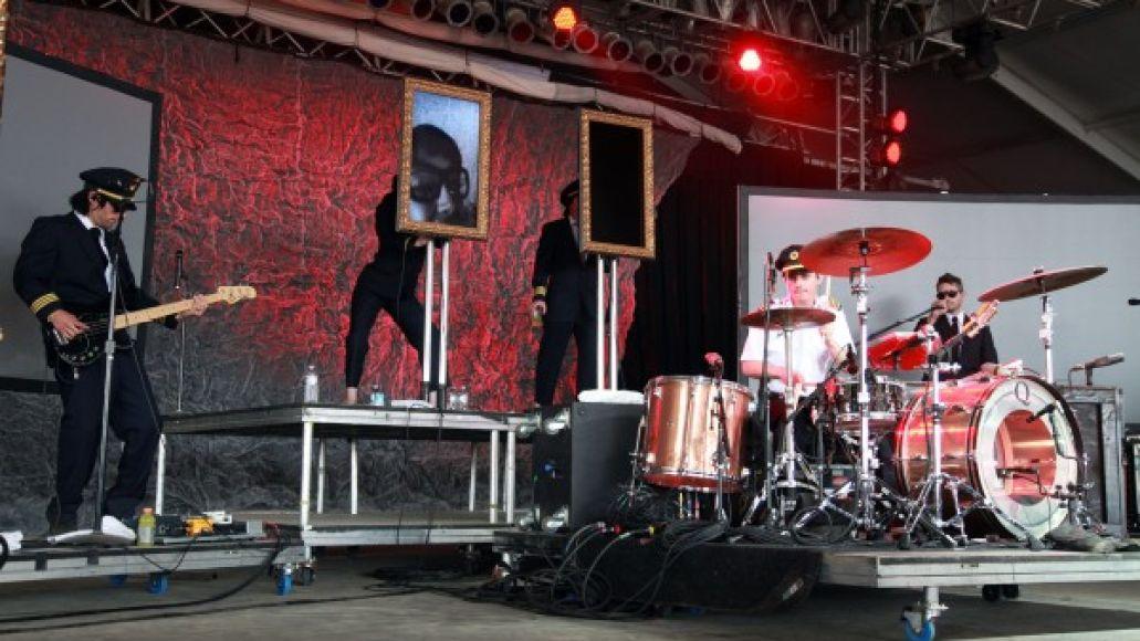 puscifer2012bonnaroo e1339530226726 Festival Review: CoS at Bonnaroo 2012