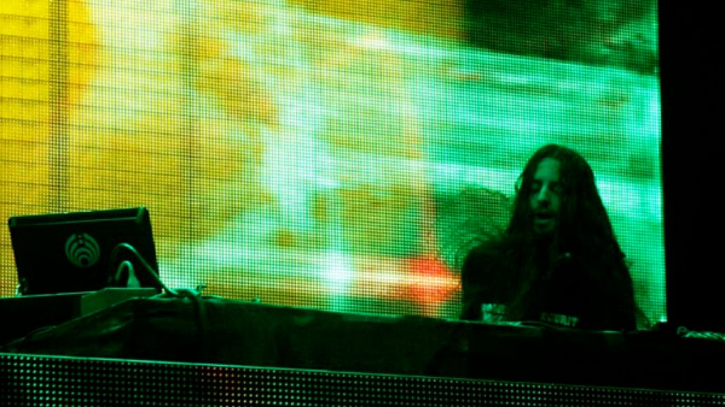 bassnectar6 Festival Review: CoS at Forecastle 2012