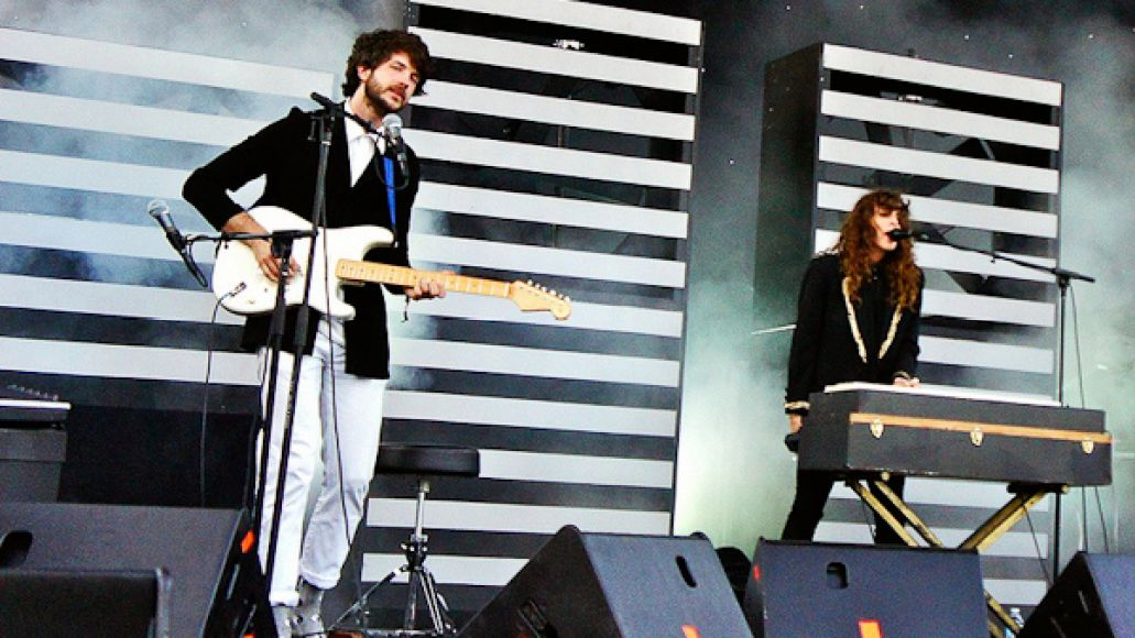 beach house 2 Festival Review: CoS at Pitchfork 2012