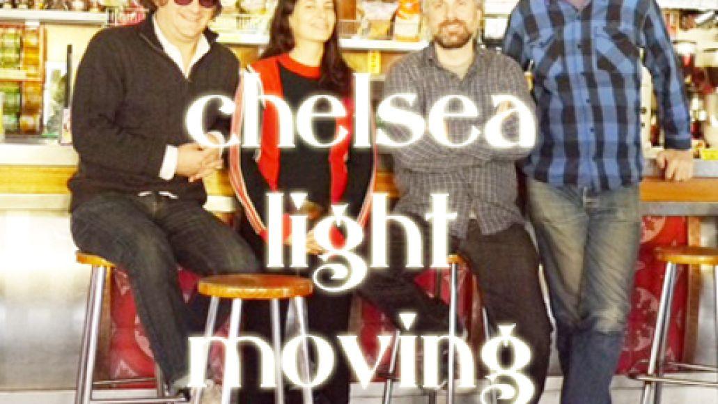 chelsea light moving Update: New Music: Chelsea Light Moving   Frank OHara Hit & Empires of Time