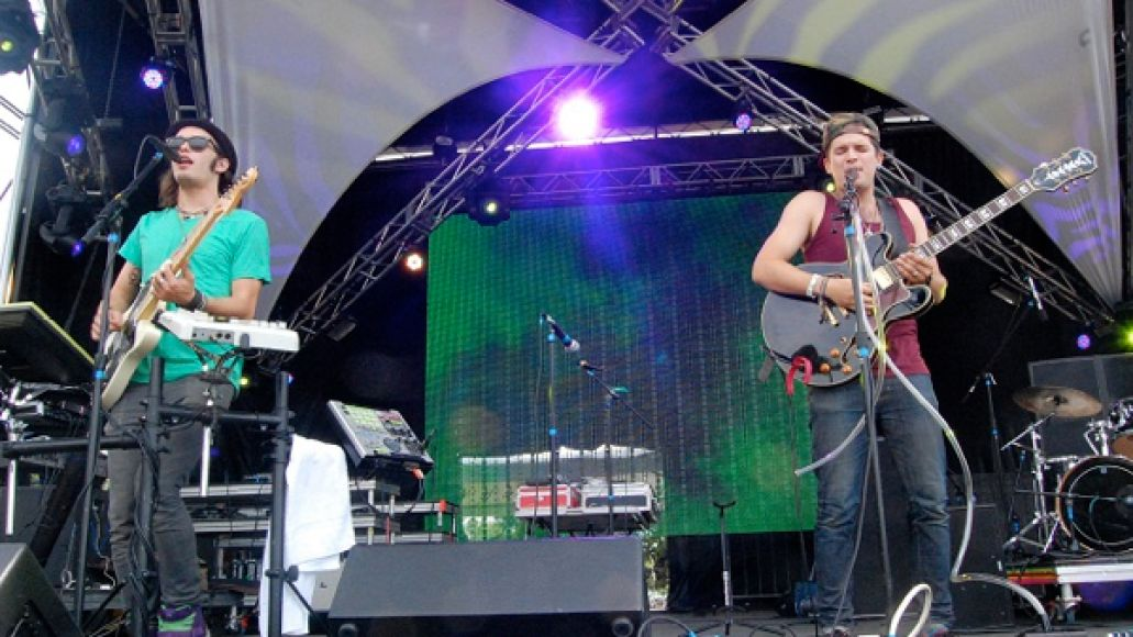 cherub friday tripolee Festival Review: CoS at Electric Forest 2012