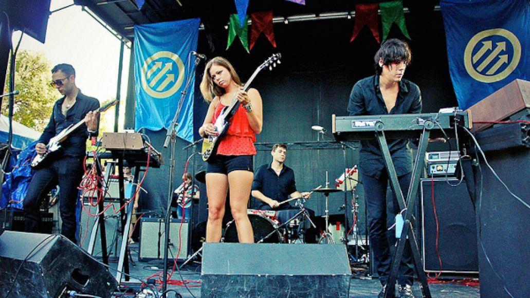 chromatics 2 Festival Review: CoS at Pitchfork 2012