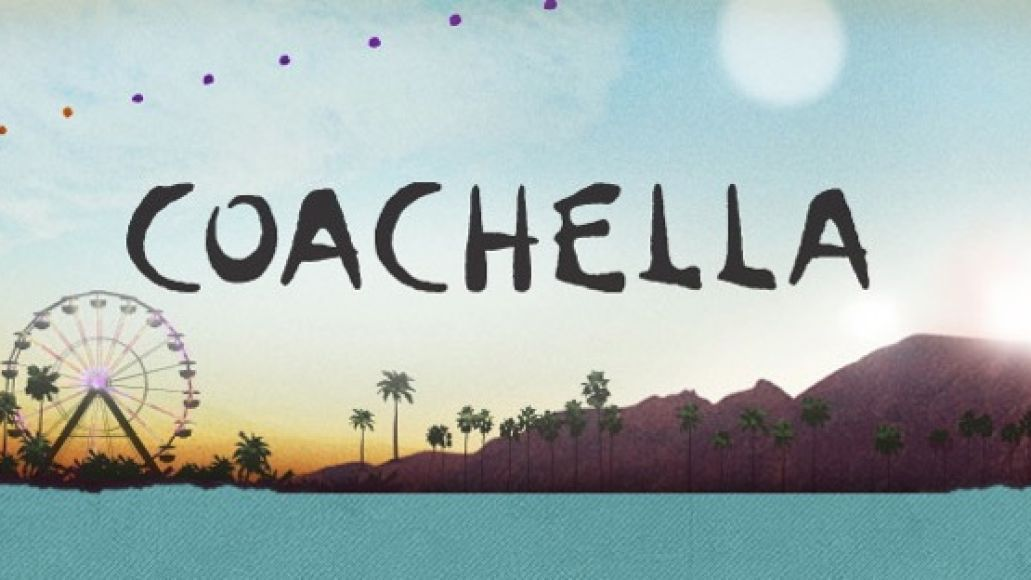 coachella 2013 And the first two acts confirmed for Coachella 2013 are...