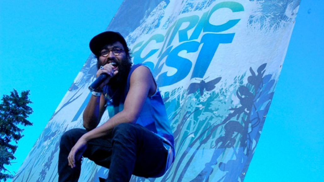 das racist saturday tripolee Festival Review: CoS at Electric Forest 2012