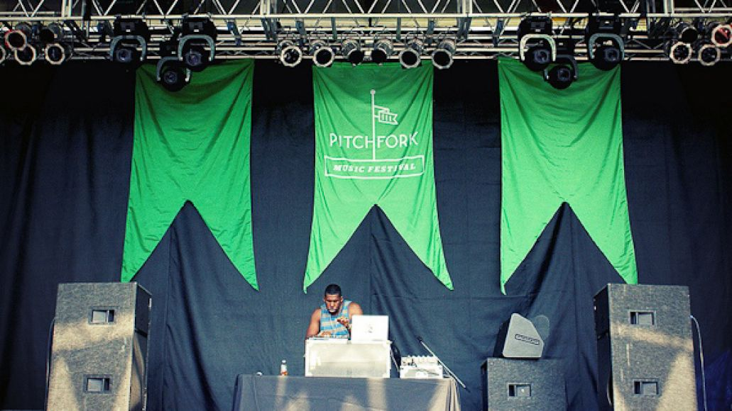 flying lotus Festival Review: CoS at Pitchfork 2012