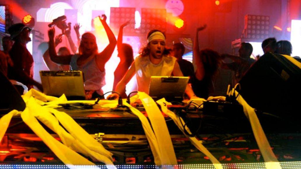 girltalk Festival Review: CoS at Forecastle 2012