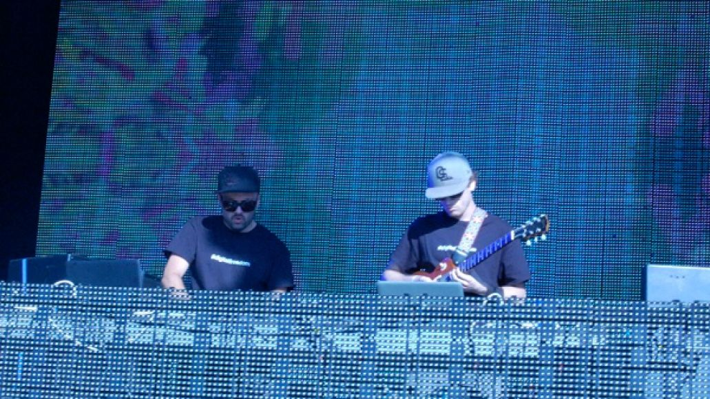 gramatik sunday tripolee Festival Review: CoS at Electric Forest 2012