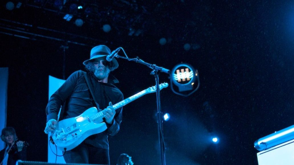 jack white 7 Festival Review: CoS at Firefly 2012