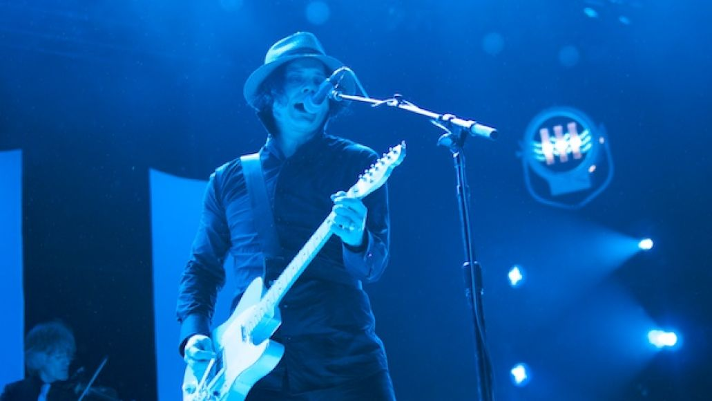jack white 9 Festival Review: CoS at Firefly 2012