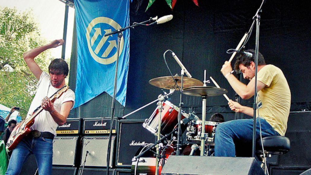 japandroids 7 Festival Review: CoS at Pitchfork 2012