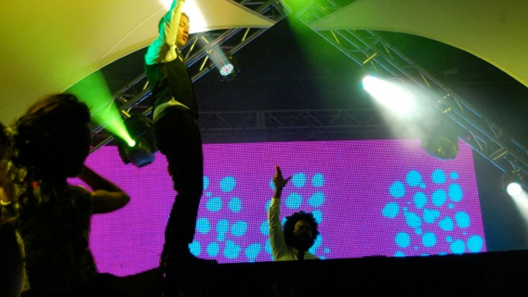 major lazer 1 saturday tripolee Festival Review: CoS at Electric Forest 2012