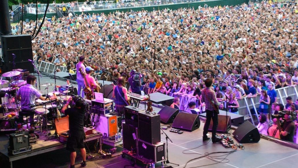 modest mous 1 Festival Review: CoS at Firefly 2012