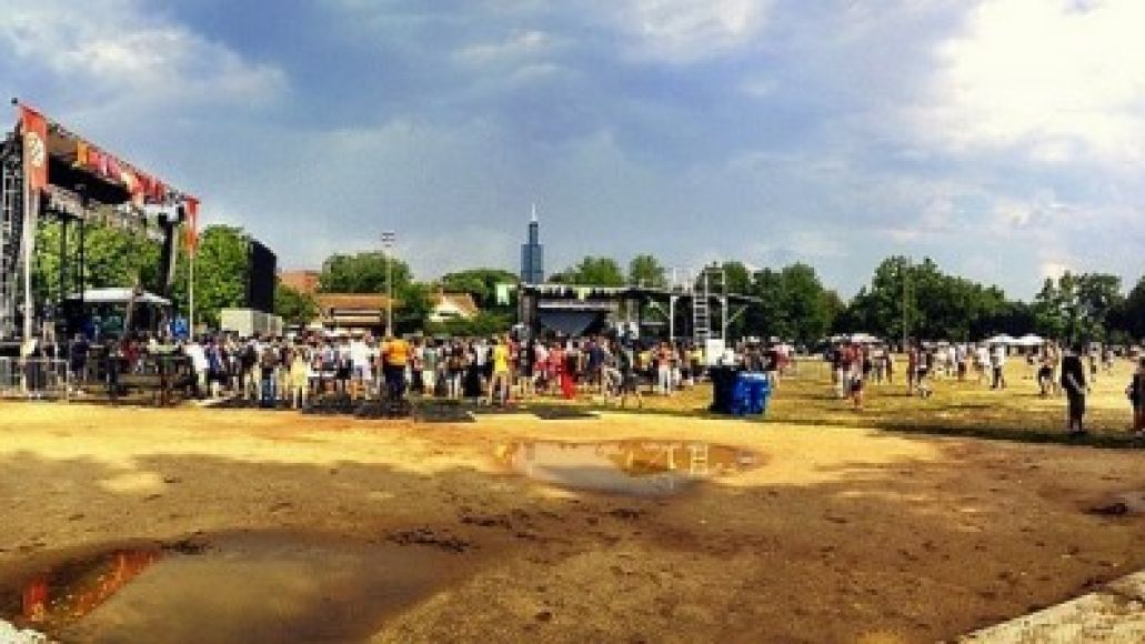 Festival Review: CoS at Pitchfork 2012