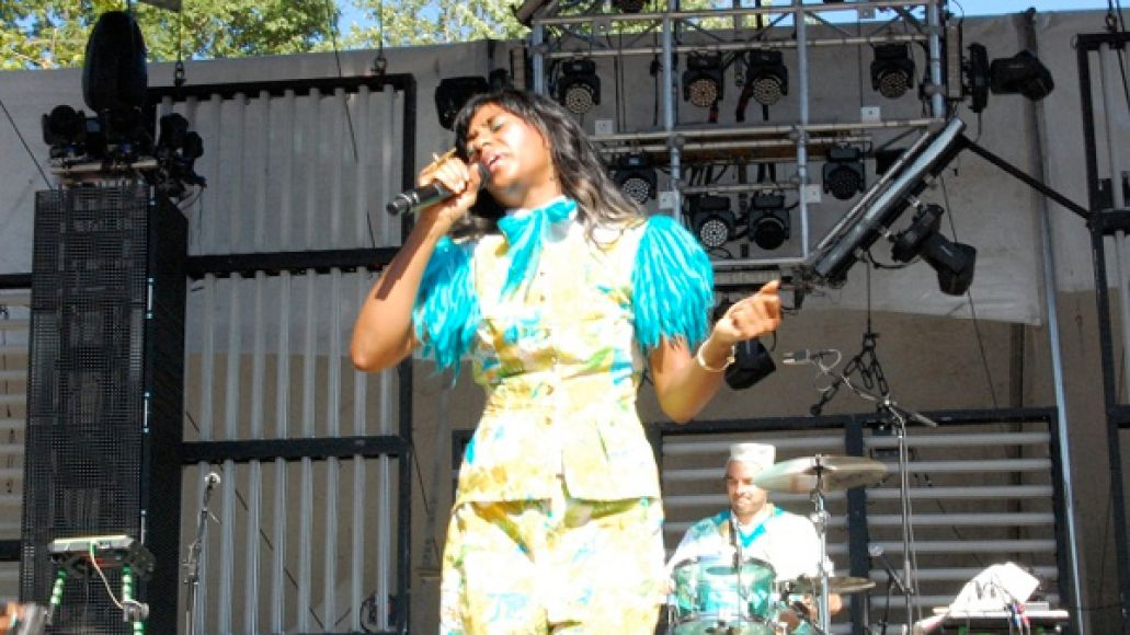 santigold saturday ranch arena Festival Review: CoS at Electric Forest 2012