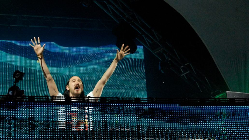 steve aoki 1 friday tripolee Festival Review: CoS at Electric Forest 2012