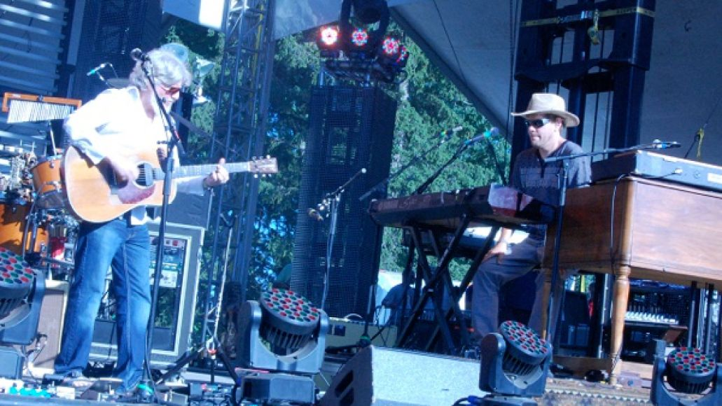 string cheese incident 1 sunday tripolee Festival Review: CoS at Electric Forest 2012