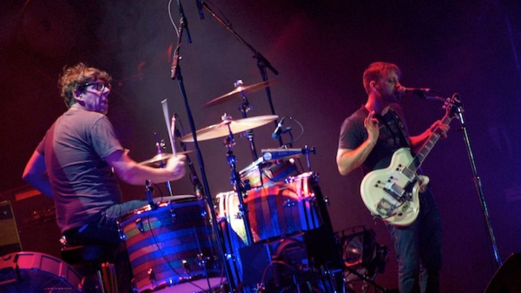 the black keys 2 Festival Review: CoS at Firefly 2012