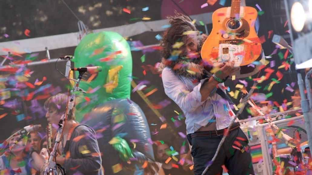 the flaming lips 7 Festival Review: CoS at Firefly 2012