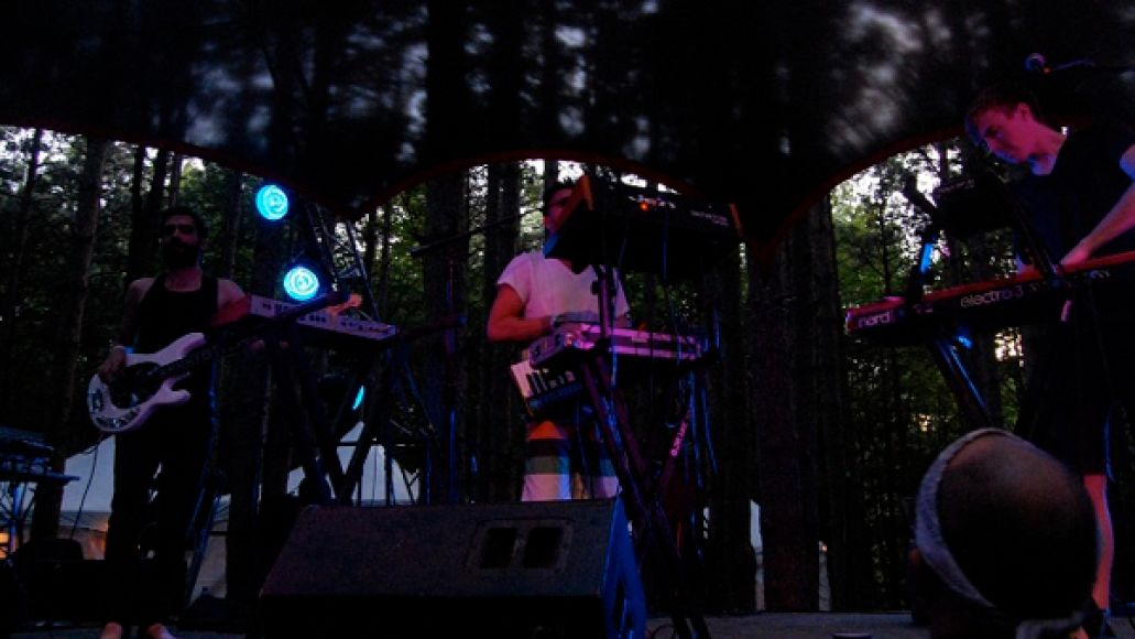 virtual boy friday forest Festival Review: CoS at Electric Forest 2012