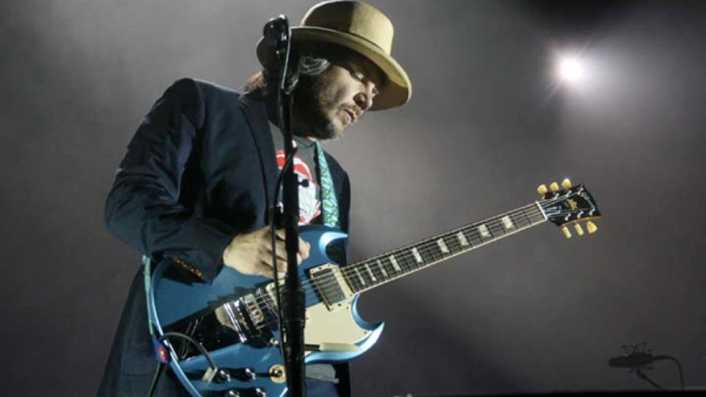wilco10 Festival Review: CoS at Forecastle 2012