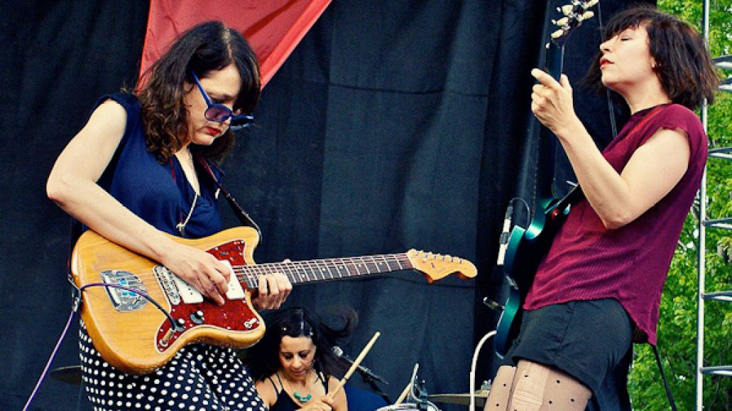 wild flag Festival Review: CoS at Pitchfork 2012
