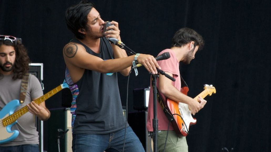 young the giant 1 Festival Review: CoS at Firefly 2012