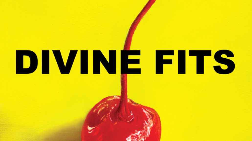 a thing called the divine fits Top 50 Albums of 2012
