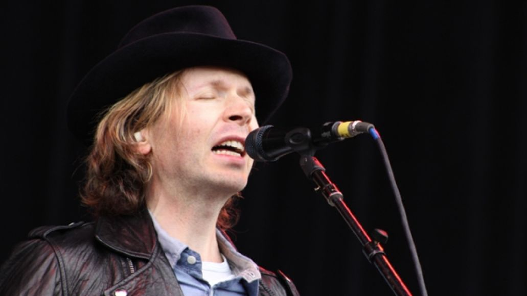 beck3 Festival Review: CoS at Outside Lands 2012