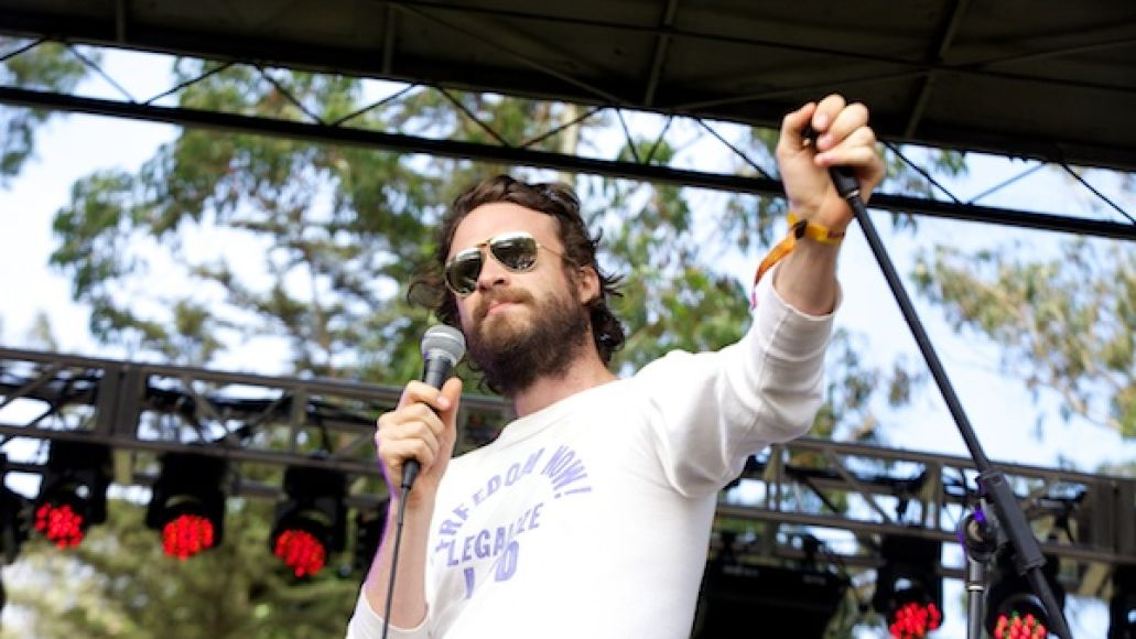 fatherjohnmisty2 Festival Review: CoS at Outside Lands 2012