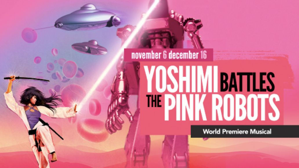 flaming lips yoshimi musical The Flaming Lips musical to premiere in November