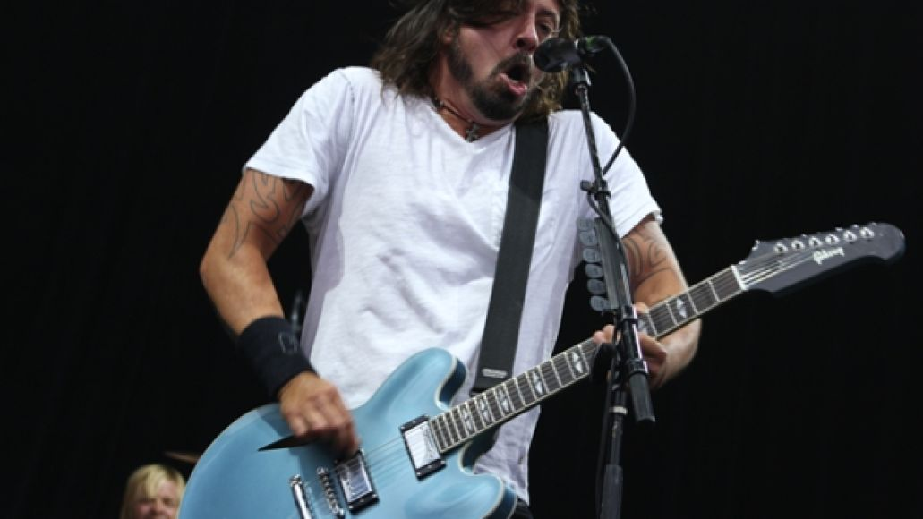foofighters5 Festival Review: CoS at Outside Lands 2012