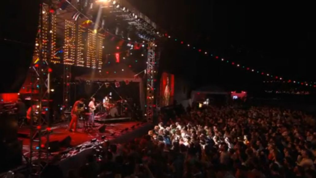 grizzly bear colbchella Video: Grizzly Bear on The Colbert Report
