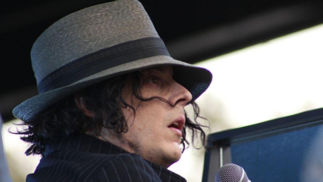 jackwhitelookslikejonnydepp1 Festival Review: CoS at Outside Lands 2012