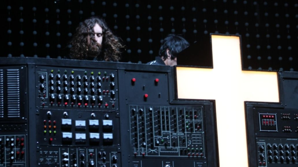 justice1 Festival Review: CoS at Outside Lands 2012