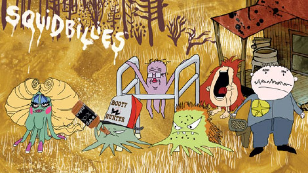lambchopsquidas main Alabama Shakes cover Squidbillies theme