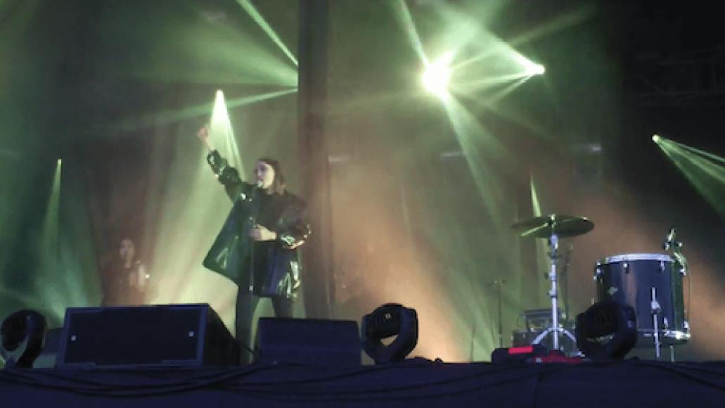lykke li live zurich Update: Video: Lykke Li performs new song Midnight Shining
