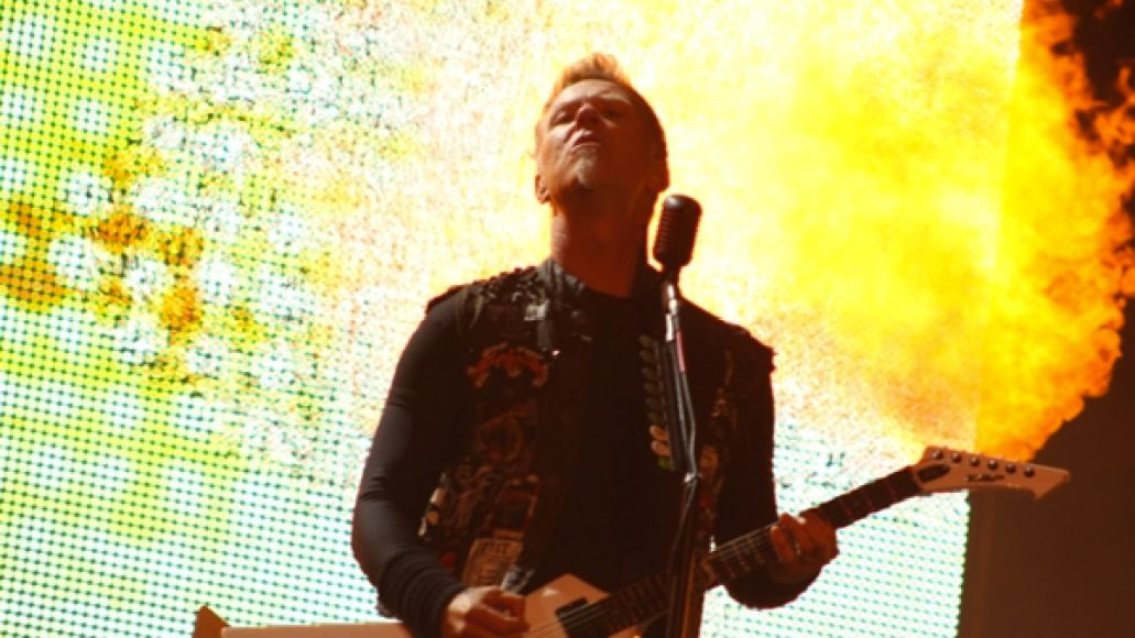 metallica11 Festival Review: CoS at Outside Lands 2012