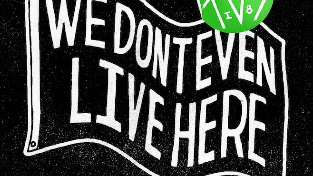 posliveherecover P.O.S. announces new album: We Dont Even Live Here
