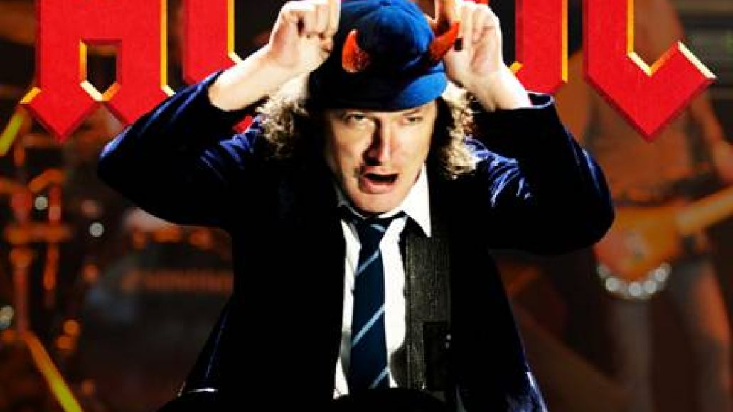 AC/DC announces first live album in 20 years: Live At River Plate