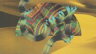 djangodjangoalbumart Django Django Announce New Album Glowing in the Dark, Share Title Tracks Origins: Stream