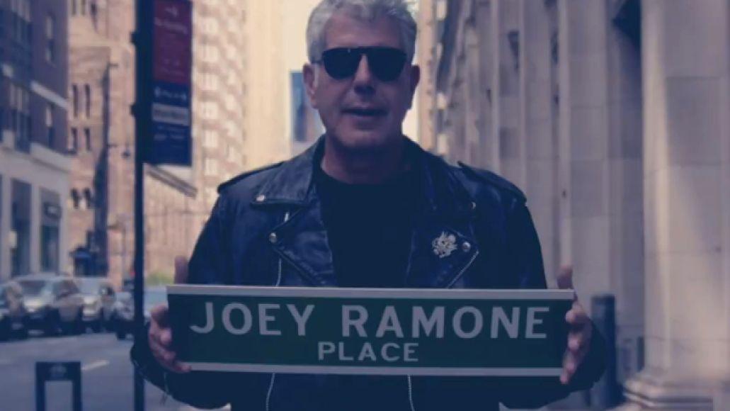 joey ramone nyc Video: Joey Ramone   New York City