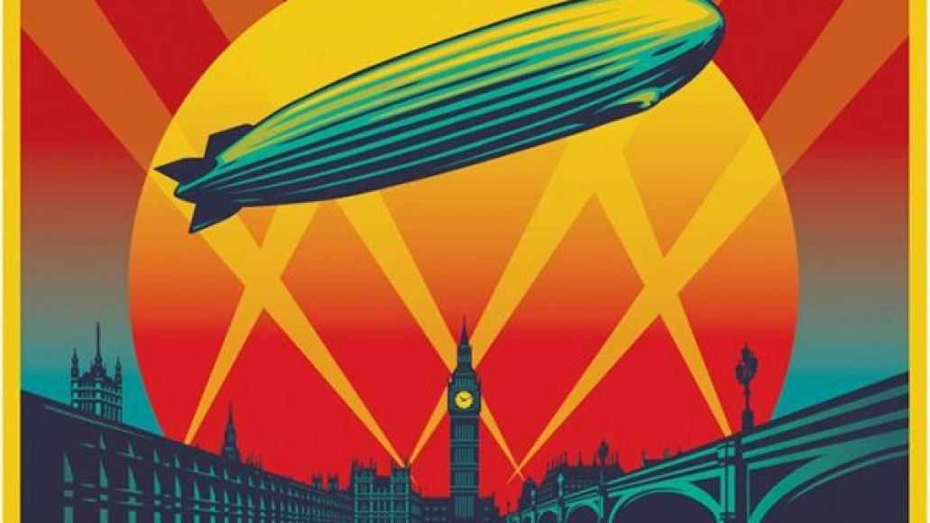 Led Zeppelin chronicle 2007 reunion in new concert film