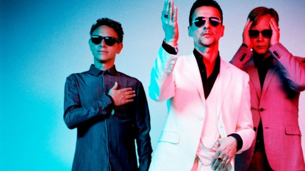 Depeche Mode to release new album in March