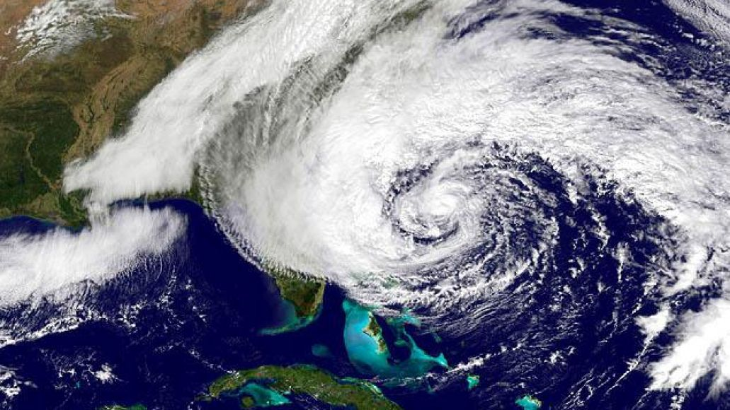 hurricane Hurricane Sandy forces concert cancellations and postponements