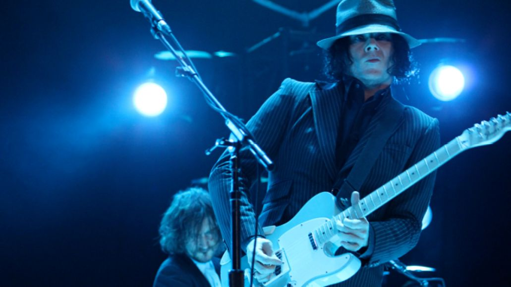 jack white 4 Festival Review: Voodoo Experience 2012