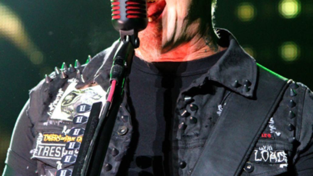 metallica 3 Festival Review: Voodoo Experience 2012
